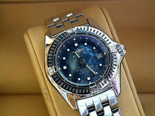 BEAUTIFUL 2006 BREITLING A72345 MOTHER OF PEARL DIAL LADIES WATCH
