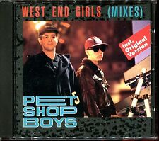 PET SHOP BOYS - WEST END GIRLS (MIXES) - CD MAXI [52]