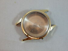Vintage 1960s 18ct Gold/SS Omega Constellation Mens Watch Case - Pie Pan etc