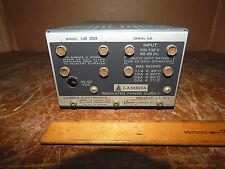 Lambda Electronics LM 229 DC Power Supply, 30-60 Volts, Tested/Working
