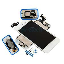 White LCD Display+Touch Screen Digitizer Assembly Replacement for iPhone 5 A+++