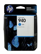 HP 940 Cyan Ink Cartridge C4903A Genuine New