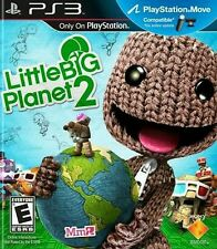 LITTLE BIG PLANET 2 PS3 [PRE OWNED] GREAT CONDITION