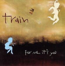 Train For Me It's You CD 2006 Columbia USA NEW & SEALED