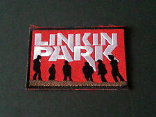 PUNK ROCK METAL MUSIC SEW/IRON ON PATCH:- LINKIN PARK (a)