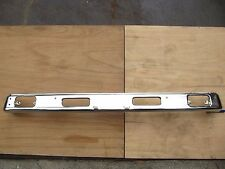 TOYOTA HILUX PICKUP 2WD Chrome Front Bumper 1979-81