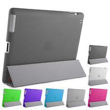 Smart Schutz Hülle für iPad 2 3 4 Cover & Case Display Schutz Schale Schwarz