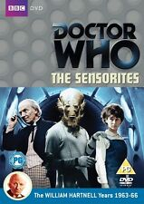 Doctor Who: The Sensorites [Region 2] DVD Hartnell Dr Who 24hour 7 day Shipping*