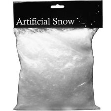 60g Winter Wonderland Christmas Party Fake Plastic Snow Snowflake Sprinkles