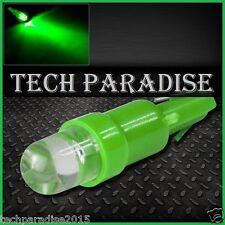 1x Ampoule T5 W1.2W W2X4.6D ( pour B8.3D ) LED Bulb Vert Green Neo Wedge