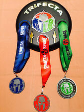 Spartan Race Medal Display Rack/ Holder, Race, Made For Spartan Medals Design US