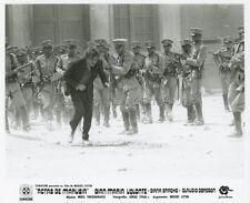 GIAN MARIA VOLONTE ACTAS DE MARUSIA 1976 VINTAGE PHOTO ORIGINAL #3