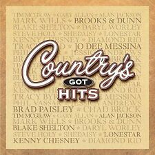 TIME-LIFE COUNTRY'S GOT HITS Sealed New CD RARE COMPILATION 18 SONGS