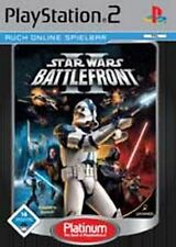Playstation 2 Star Wars BATTLEFRONT 2 Deutsch Neuwertig