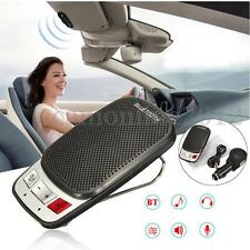 Universal Bluetooth Handsfree Multipoint Speakerphone Speaker For Phone Car Kit