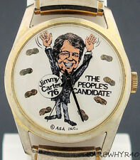 """1976 Jimmy Carter """"The People's Candidate"""" Political Character Watch by ASA"""