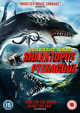JURASSIC WARS - SHARKTOPUS S PTERACUDA (NEW AND SEALED) (RELEASED 11TH JULY)