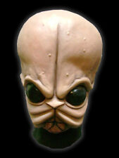 BARQUIN D'AN Star Wars LATEX MASK -- Costume Life Size Prop -- NEVER SEEN !!!!