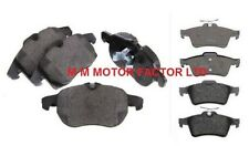 Saab 93 9-3 - 1.8, 1.9, 2.0, 2.2, TiD & TTid 2002 on, Front & Rear Brake Pads