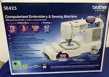 Brother SE425 Computerized Embroidery & Sewing Machine *NEW* (J3)