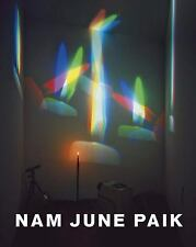 NEW Nam June Paik by Sook-kyung Lee Hardcover Book (English) Free Shipping