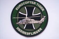 Aufnäher German Army  Heeresflieger Eurocopter Tiger ca 10 cm
