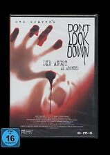 DVD DON'T LOOK DOWN - DIE ANGST AM ABGRUND - HORROR VON WES CRAVEN *** NEU ***
