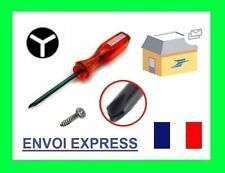 Tri-Wing & Cross Wing Screwdriver Tool for Nintendo DS Lite Wii Gameboy Repairs