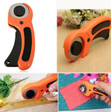 45mm Rotary Cutter Fabric Cutting Tool Quilters Tailor Quilting Sewing Blade