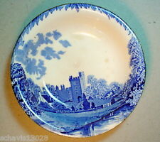 Haddon Hall Britain Beautiful Burleigh Ware Bowl Made in England Antique China