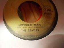 The Beatles 45 Nowhere Man