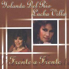 Frente a Frente by Lucha Villa (CD, Jul-2003, Sony BMG)