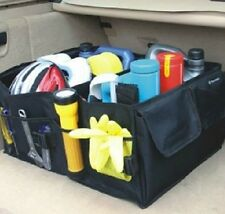 Car Boot Tidy Bag Organiser Storage Multi-use Tools auto kit box  i