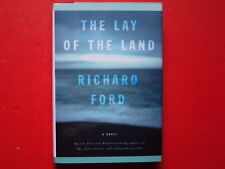 The Lay of the Land by Richard Ford (2006, Hardcover)
