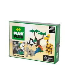PLUS PLUS 170 Piece ROBOTS Instructed Set, Puzzle Piece-Shaped Building Toy