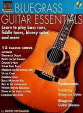 Bluegrass Guitar Essentials Book/CD (String Letter Publishing) (Acoustic Guitar)