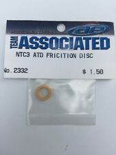 Team Associated NTC3 ADT Friction Disk