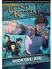 Legend of Korra: Book One - Air [2 Discs] (2013, DVD NIEUW)2 DISC SET