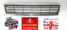 New Front Bumper Lower Grille Vent Black / Chrome VW Passat B7 11.2010 - Onwards