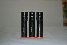 New Beretta/Benelli Mobil Choke 12 Ga. Set of 3  New - Extended & Ported