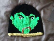 Babies Hand Knitted Halloween Vampire Hat 6-12 Months
