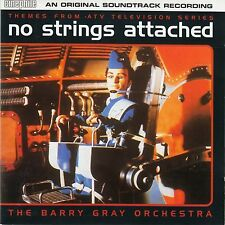 "BARRY GRAY ORCHESTRA No Strings Attached CINEPHILE RECORDS 10"" Compilation LP"