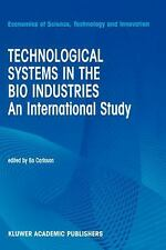 Economics of Science, Technology and Innovation: Technological Systems in the...