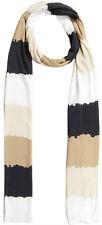 trendy kombistarker APART Jersey Schal 40 x 200 cm NEU camel schwarz nude weiß