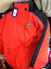 REEBOK COAT MAN AGERS  IN SMALL 36/38 med38/OR 40/42 BNWL AT £30/NAVY MID WEIGHT