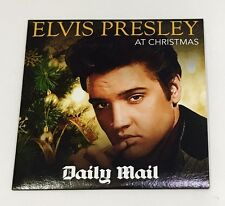 ELVIS PRESLEY AT CHRISTMAS CD - 12 GREAT HITS (Daily Mail) (NEW)