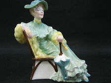Royal Doulton Figurine ASCOT ~ H N 2356 Bone China Lady Figure~MINT