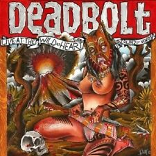 DEADBOLT - LIVE IN BERLIN WILD AT HEART 2009 2 CD ROCK GARAGE NEU
