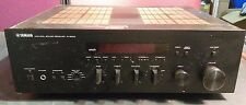 YAMAHA R-S500 Natural Sound Stereo Receiver - Cut power Cord - UNTESTED