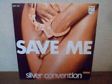 "SP 7"" SILVER BIRD CONVENTION - Save me - EX/VG+ - PHILIPS - 6021 124 - BELGIUM"